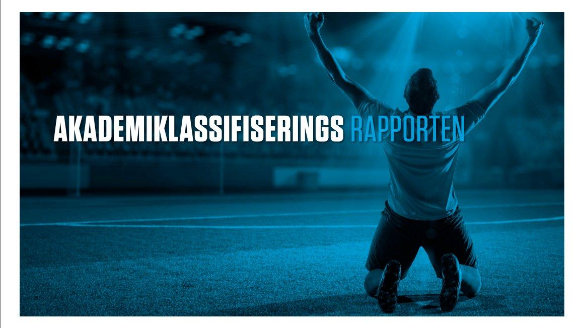 Norsk toppfotball på vei opp og frem