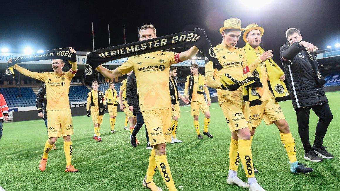 Seriemester Bodø/Glimt!