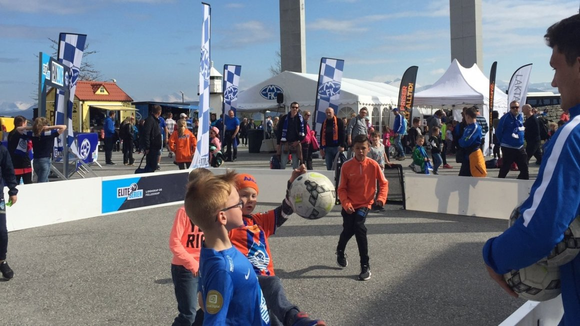 Se video fra Fanzone her