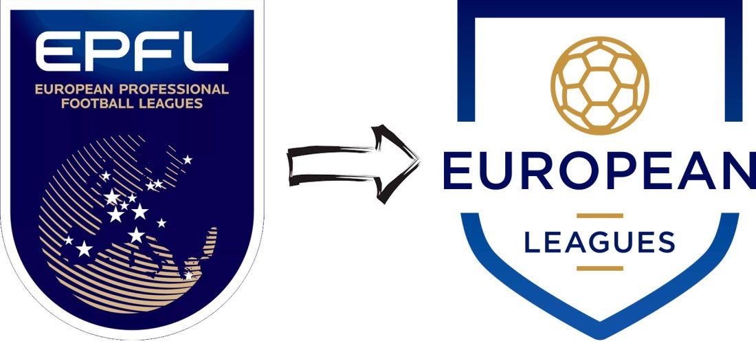European Professional Football League change name and logo to European Leagues