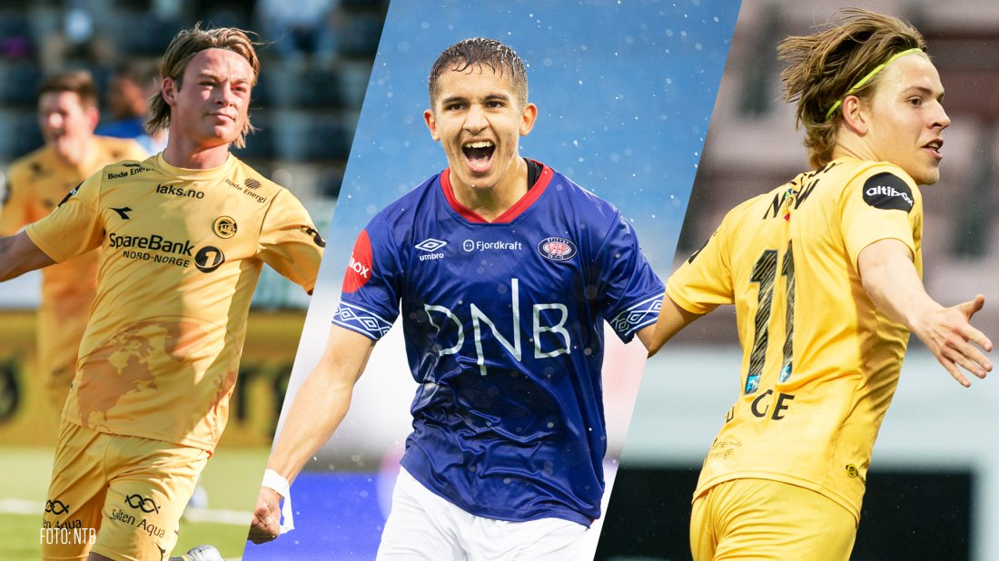 Eliteserien - 2020 - Nominasjoner - Årets unge spiller