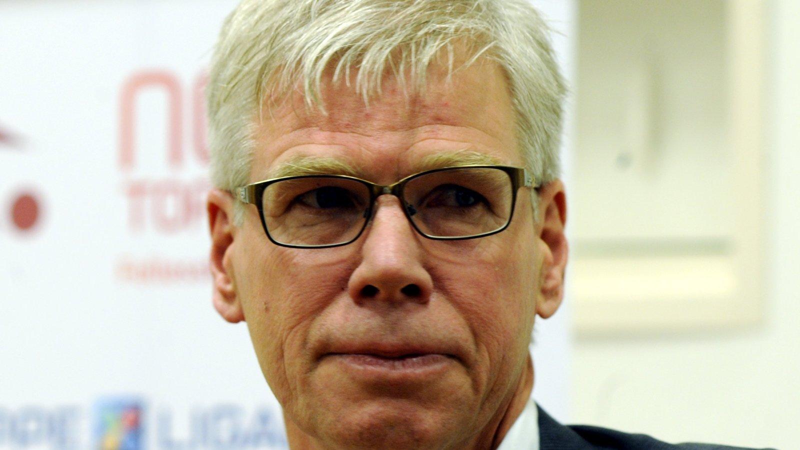 Leif Øverland