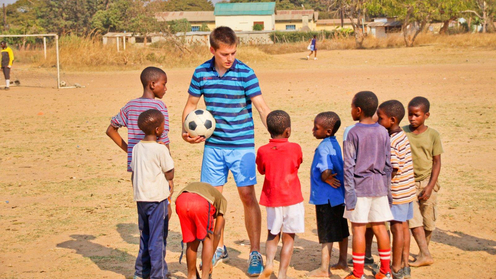 Internasjonale FN-dagen for idrett, utvikling og fred