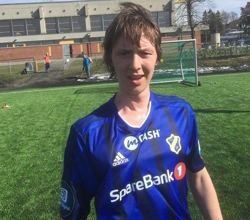 Daniel Gunderrus (32) - Stabæks gatelag